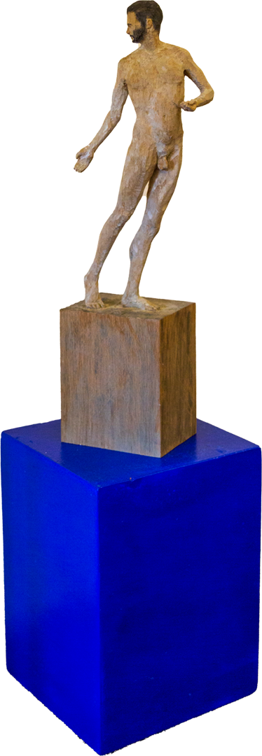 Arbeit von Schülern der Berufsfachschule für Holzschnitzerei und Schreinerei des Landkreises Berchtesgadener Land